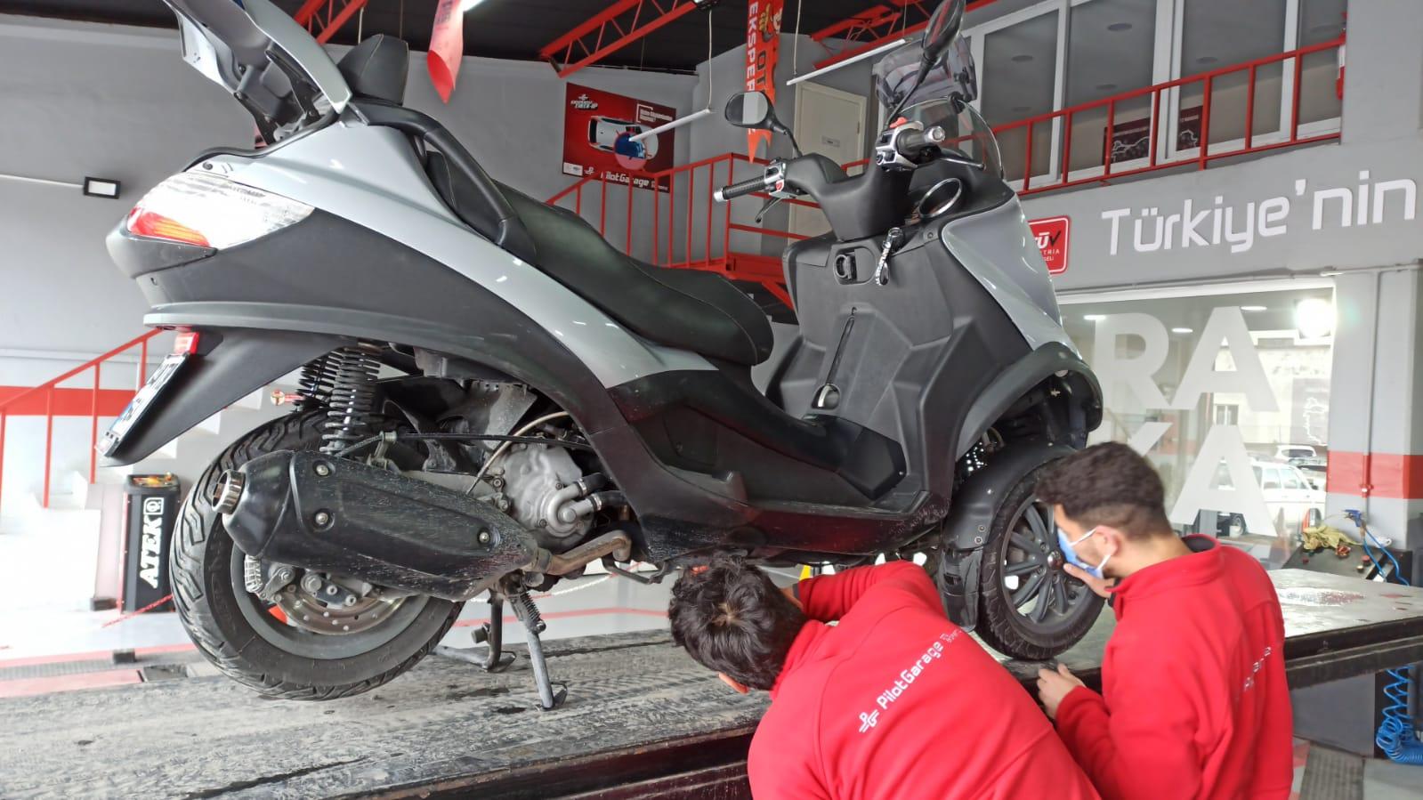 motosiklet ekspertizi